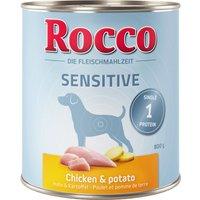 Rocco Sensible 6 x 800 g - gibier, pâtes