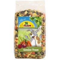 JR Farm Ensueño de verduras para roedores - 3 x 600 g - Pack Ahorro