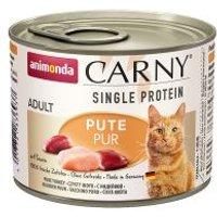 Animonda Carny Single Protein Adult 6 x 200 g para gatos - Pollo puro