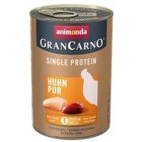 Animonda GranCarno Adult Single Protein 24 x 400 g - Huhn Pur