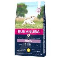 Eukanuba Growing Puppy razas pequeñas - 3 kg