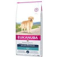 Eukanuba Adult Breed Specific Golden Retriever - Sparpaket: 2 x 12 kg
