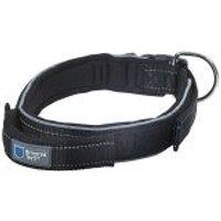Dog Control Halsband schwarz - Größe XL: Halsumfang 51-60 cm, Breite 3,5 cm