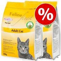 Porta 21 2 x 10 kg - Pack Ahorro - Finest para gatos adultos