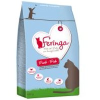 2 + 1 gratis! 3 x 400 g Feringa Trockennahrung - Kitten Ente
