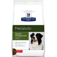 Hill's Metabolic Prescription Diet pienso para perros - 2 x 12 kg - Pack Ahorro