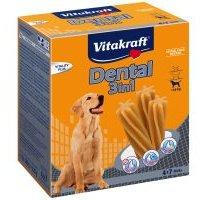 Vitakraft Dental 3in1 medium Multipack - 6 x (4 x 180 g)