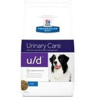 Hill's u/d Prescription Diet  Urinary Care pienso para perros - 2 x 12 kg - Pack Ahorro