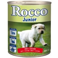 Rocco Junior 6 x 800 g - Pack mixto