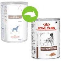 Royal Canin Gastro Intestinal Veterinary Diet - 24 x 400 g - Pack Ahorro