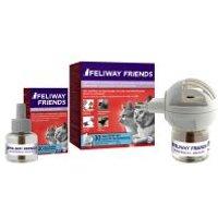 FELIWAY® Friends anticonflictos para gatos - Difusor eléctrico + recarga 48 ml