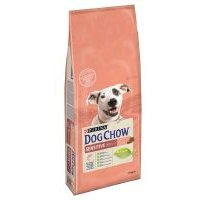 Purina Dog Chow Adult Sensitive con salmón - 12 + 2 kg ¡gratis!