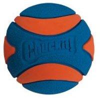 Pelota Chuckit! Ultra Squeaker para perros  - M: 6,4 cm de diámetro