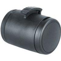 Portasnacks o portabolsas negro para flexi Vario, New Classic, Comfort, Neon y Design - Negro