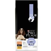 Purina Pro Plan Medium & Large Adult 7+ OptiAge pollo - 14 kg