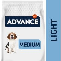Advance Medium Light pollo - 12 kg