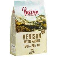 1 kg Purizon zum Probierpreis! - Black-Angus-Rind mit Truthahn