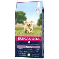 Eukanuba Puppy Large & Giant Breed Lamm & Reis - 12 kg