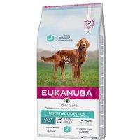 Eukanuba Daily Care Adult Sensitive Digestion - 12 kg