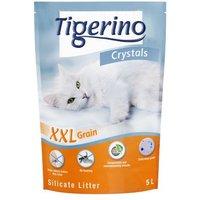 Tigerino Crystals XXL Katzenstreu - 6 x 5 l