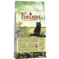 Purizon Adult con cordero y pescado para gatos - 6,5 kg