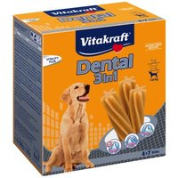 Vitakraft Dental 3in1 medium Multipack - 3 x (4 x 180 g)
