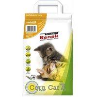 Super Benek Katzenstreu - Probiergröße 7 l - Corn Cat Natural