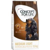Concept for Life Medium Light - 12 kg
