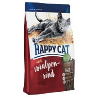 Happy Cat Supreme Adult Voralpen-Rind - Sparpaket: 2 x 10 kg