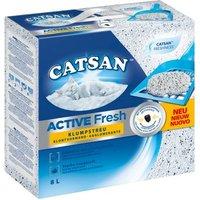 Catsan Active Fresh Klumpstreu - 8 l