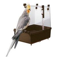 Ferplast Großsittich Vogelbad - Maße: 23 x 15 x 24 cm