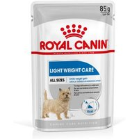 Royal Canin CCN Light Weight Care Wet - 12 x 85 g