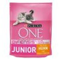Purina ONE Junior Set %: 3 x 800 g