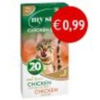 My Star is a Chicken Lover Edizione Anniversario 85 g Bocconcini di pollo in salsa + 90 g Mousse al pollo