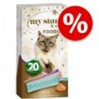 My Star is a Foodie Creamy Snack Pacco misto Edizione Anniversario Set %: 48 x 15 g