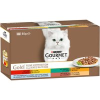 Gourmet Gold Mixed Trial Packs 4 x 85g - Double Delicacies