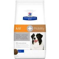 Hills Prescription Diet Canine k/d+Mobility - 12kg