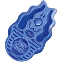 KONG Massage Brush Zoom Groom - Blue