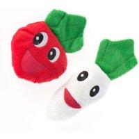 Catnip Veggies - 2 Toys