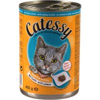 Catessy Bites in Sauce or Jelly Saver Pack 24 x 400g - Mixed Pack in Sauce