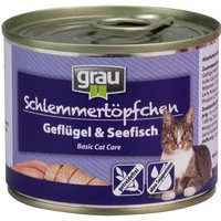 Grau Gourmet Grain-Free Mixed Saver Pack - 24 x 200g