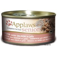 Applaws Senior Cat Food 70g - Senior Chicken 6 x 70g
