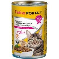 Feline Porta 21 6 x 400g - poulet, riz