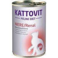 Kattovit Kidney/Renal (Renal Failure) - Saver Pack: 12 x 400g