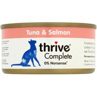 thrive Complete Adult - Tuna & Salmon - 6 x 75g