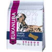 Eukanuba Healthy Biscuits - Senior - 200g