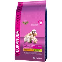 Eukanuba Medium Breed Adult - Weight Control - 3kg