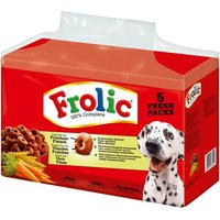 Frolic Complete with Beef - Economy Pack: 2 x 7.5kg