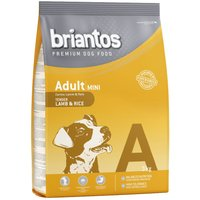 Briantos Adult Mini Lamb & Rice - 3kg