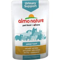 Almo Nature Urinary Support Pouches - Chicken (6 x 70g)